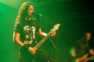 Gojira live rockstore 2009 V by buffet-froid