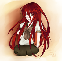 Shakugan no Shana by RaharuHaruko