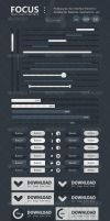 Focus User Interface Elements by Lazertrax