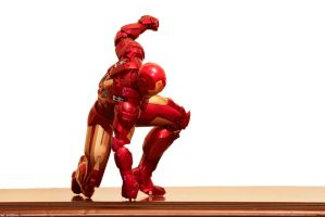 Iron Man Mark IV by sithocan