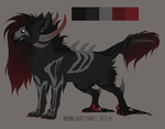 Halloween Za'Rhan Auction [CLOSED] by MoonlightLyanti