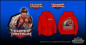 Logo Design: Temper Tantrum by SOSFactory