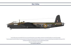 Stirling 7 Sqn 1 by WS-Clave