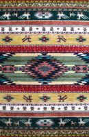 Native American Rug by Cynnalia-Stock