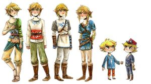 The Link Club by maxyvert