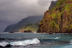 Cliffs Of Madeira 5 by CitizenFresh