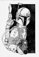 BOBA FETT by ironhed577