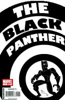 Black Panther Fan Cover by oyetoons