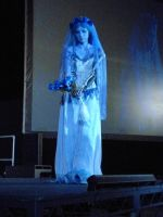 Corpse Bride MCM Expo 2012 Masquerade by Lady-Avalon