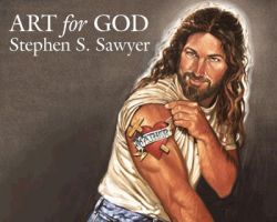 Christ tatoo by rock-of-ages