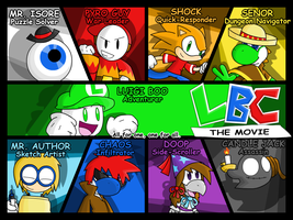 LBC The Movie Poster by UMSAuthorLava