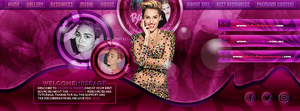 Miley Ray by radiatelovemc