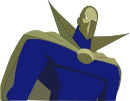 Dr Fate - JLU by punisher3564