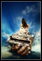 pianogirl by varian