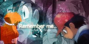 Remember Me: Banner project by Uta-Makoto-chan