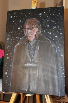 Anakin Skywalker by justanotherexcuse