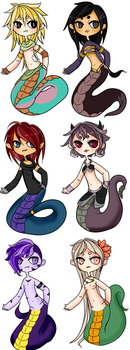 NAGA adopts OPEN by PinkNightm4res