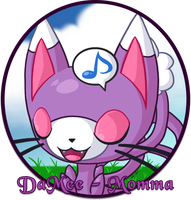 DA DaMee ID badge by DaMee-Momma