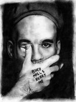 REM Michael Stipe Pencils by Bobby-Sandhu