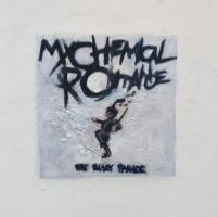 My Chemical Romance The Black Parade Album Cover by JanineEngelbrecht