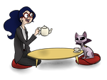 Tea for true friendship by Zeldamusiclover99
