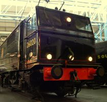 26020 Electric Locomotive by Stumm47