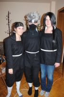 kakashi - funeral clothes by LadyBad