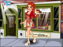 Editor's Pick: Chocolate Chef by MiniatureBlueOwl