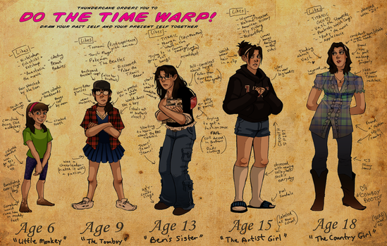 Do the Time Warp by TitanicGal1912