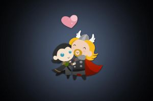 Thor: BBBFF by roseandthorn