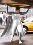 White Lantern Superman by solid-rea