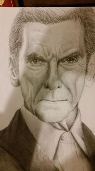 Twelfth Doctor: Unfinished III by EiDrianDM