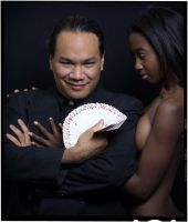 Magic with robin channing by thomas churchwell by NyasiaEsylvester