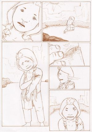 Little Step - Pg1 by Finf