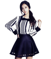 Yuri (SNSD) [PNG Render] by ByMadHatter
