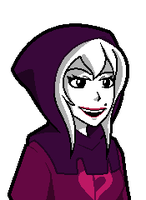 :: ANIMATED Talksprite Commission: Vikki :: by Tigerman-exe