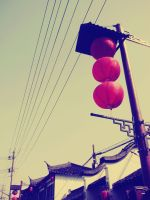 A Little China Red by mamiia