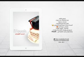 ITouch Cover Book by HaithamYussef