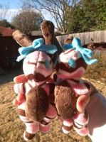 Bunny Dolls by Vulpes-Canis