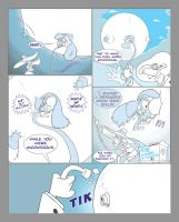 When Belle Met NegaDuck Page 3 by GreyOfPTA
