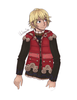 04.04.2015 - Shulk by Umbramira