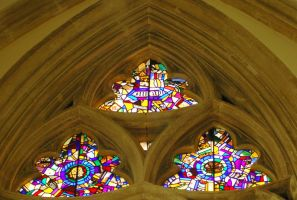 Trinity Window by EarthHart