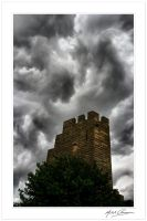 Cloudy dragons... by Michel-Lag-Chavarria