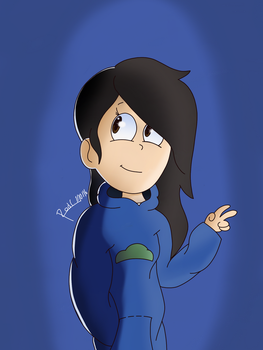 A drawing for a great friend :) by RoderickDoesArt16