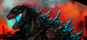 GOJIRA by TD-Vice