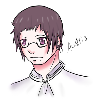 Austria Commission 1 out of 4 by RoxasxAxel96