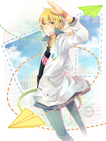 paper planes by rhymebox