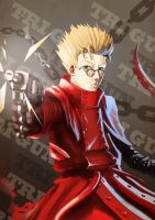 Vash the stampede by CTiahao