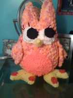 melissa's owl order by superchibiting