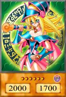 Dark Magician Girl (5) by ALANMAC95